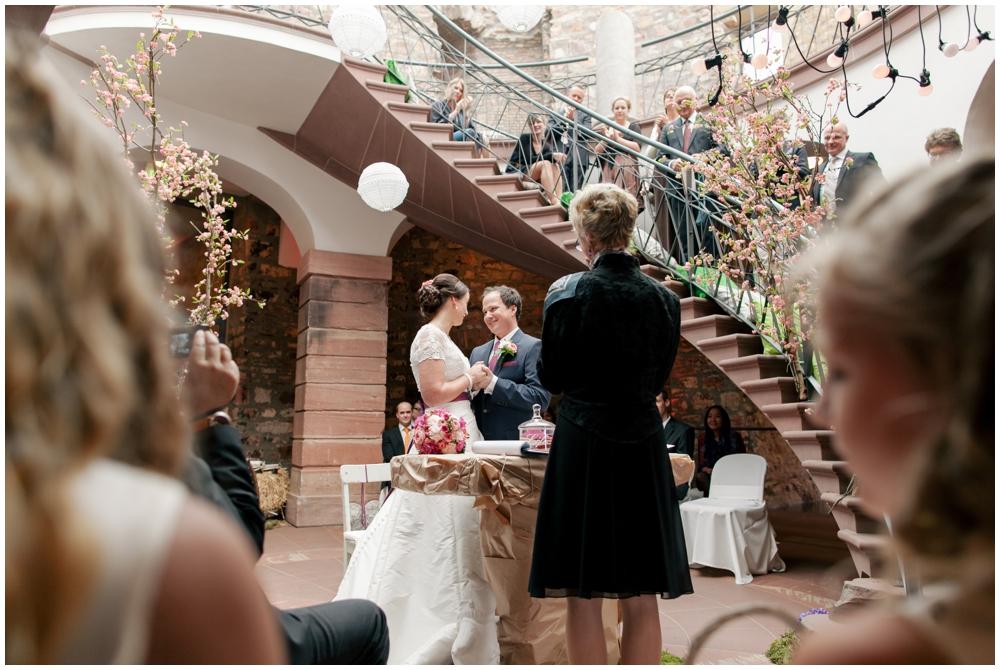 Hochzeit im Jagdschloss Platte