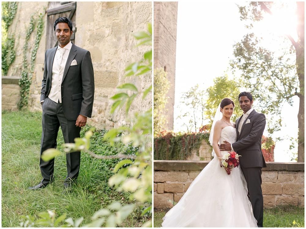 Brautpaarshooting Burg Ravensburg