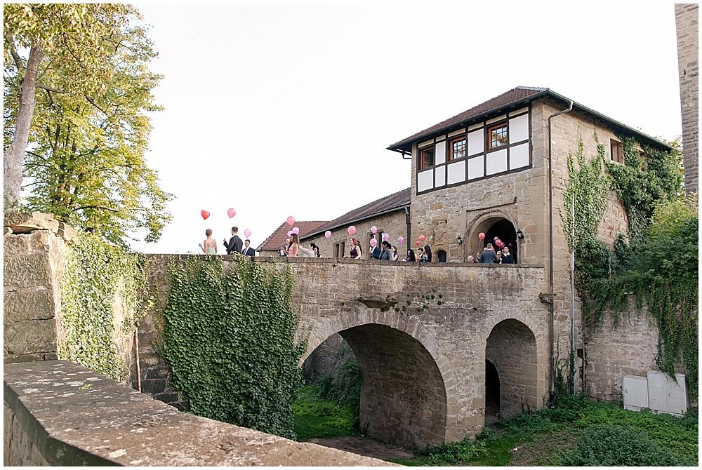 Hochzeit Burg Ravensburg