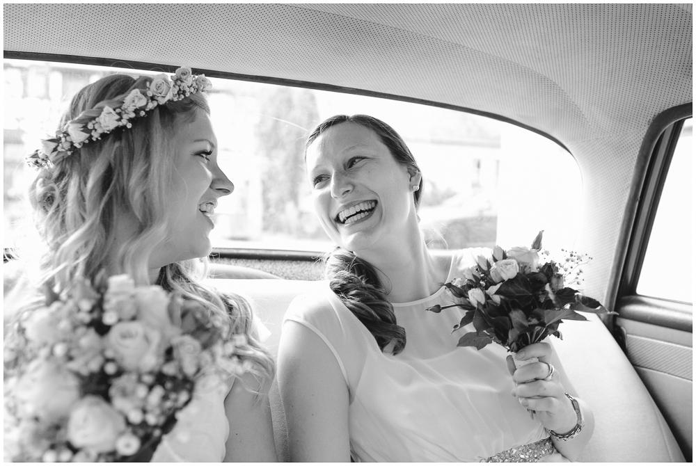 Beste Freundinnen Hochzeit