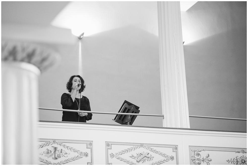 Silvie Fazlija Hochzeitssängerin