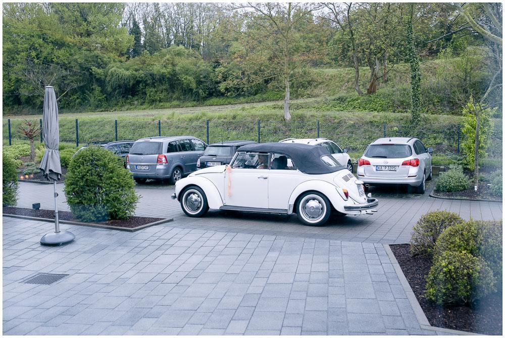 VW Käfer Brautauto