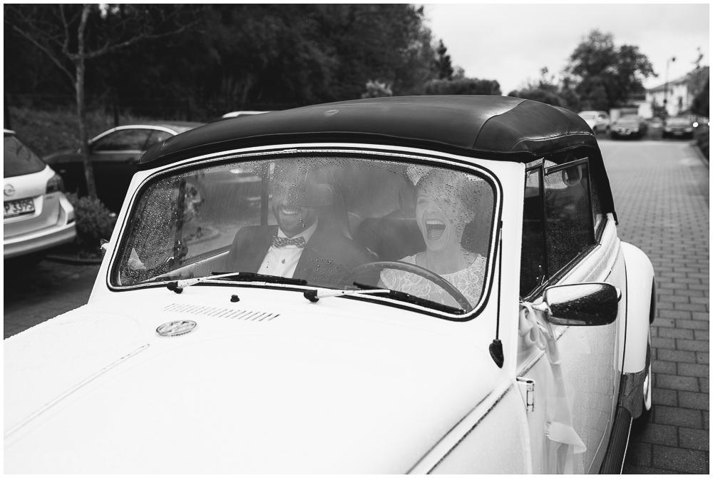VW Käfer Cabrio Hochzeit