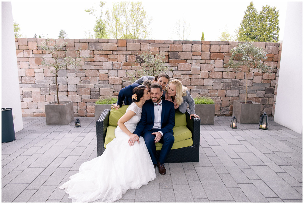 Freundefoto Hochzeit