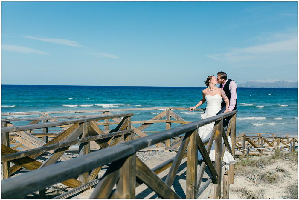 Fotos auf Mallorca Hochzeit