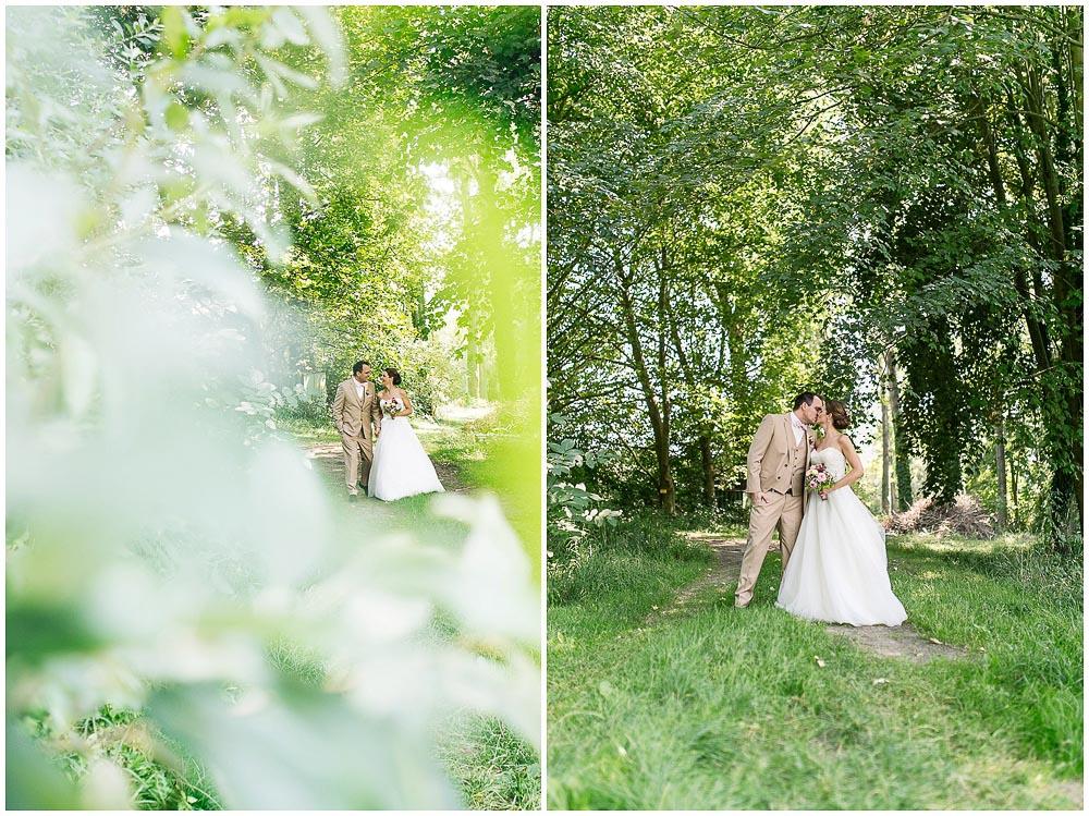 Brautpaar Fotosession
