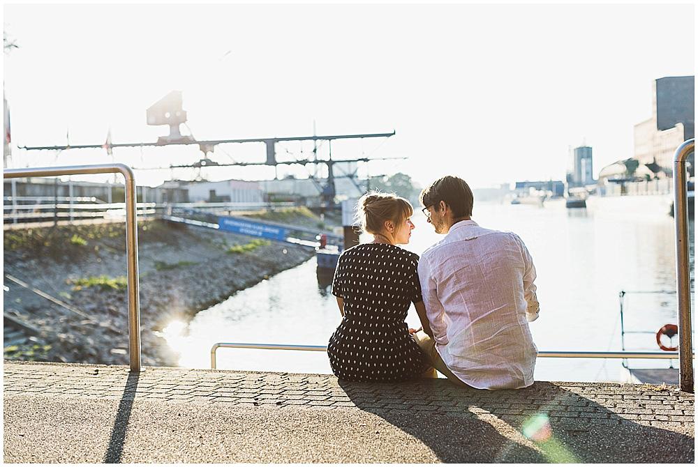 Fotoshooting Rheinhafen Karlsruhe