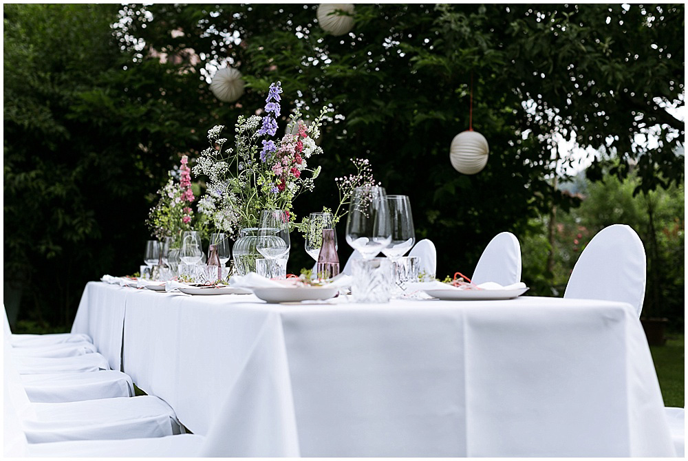 VIntage Deko Hochzeit