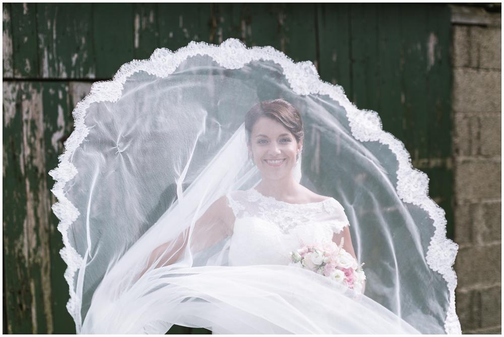 Braut Vintage Schleier