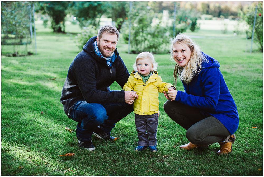 Familienfotos im Schlosspark Ludwigsburg