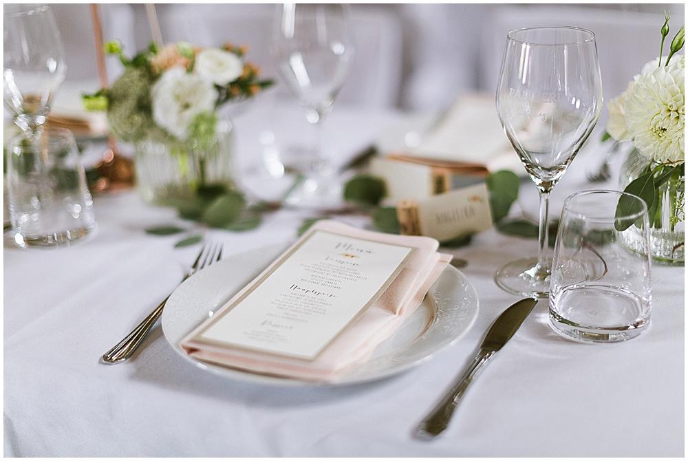 Vintage Hochzeit Deko