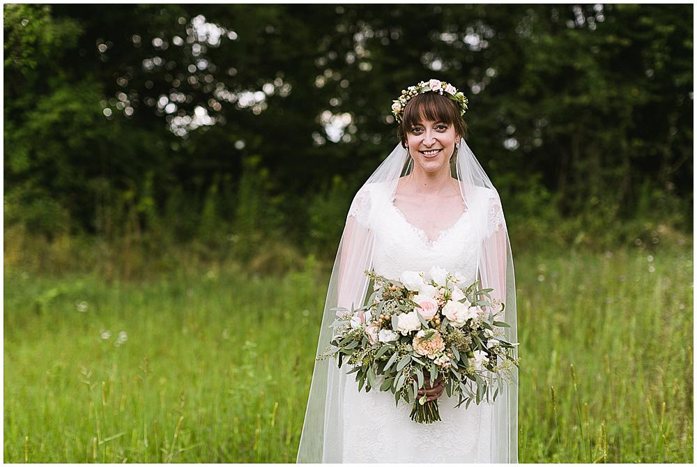 Vintage Braut Spitzenkleid