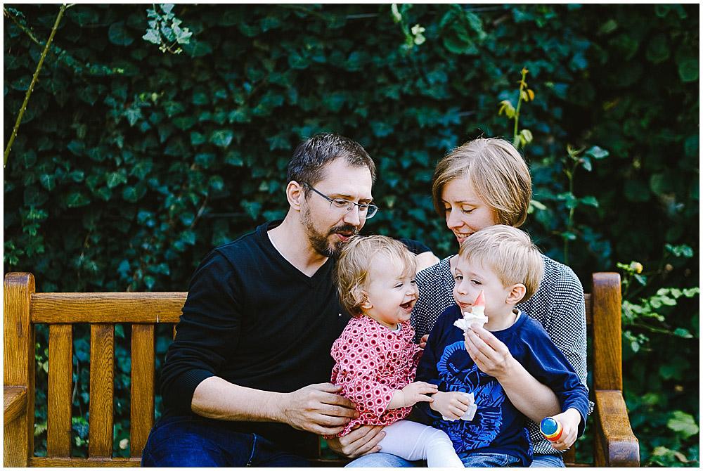 Familienfotos im Herzogenriedpark Mannheim