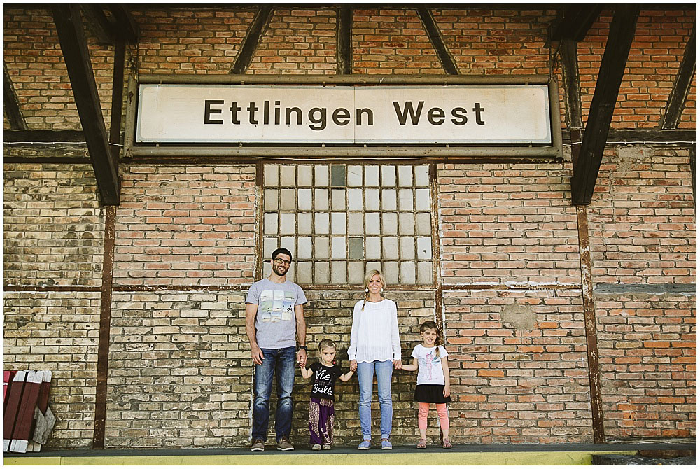 Familienfotos in Ettlingen
