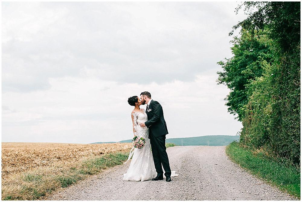 Internationale Hochzeit in der Nähe von Heidelberg