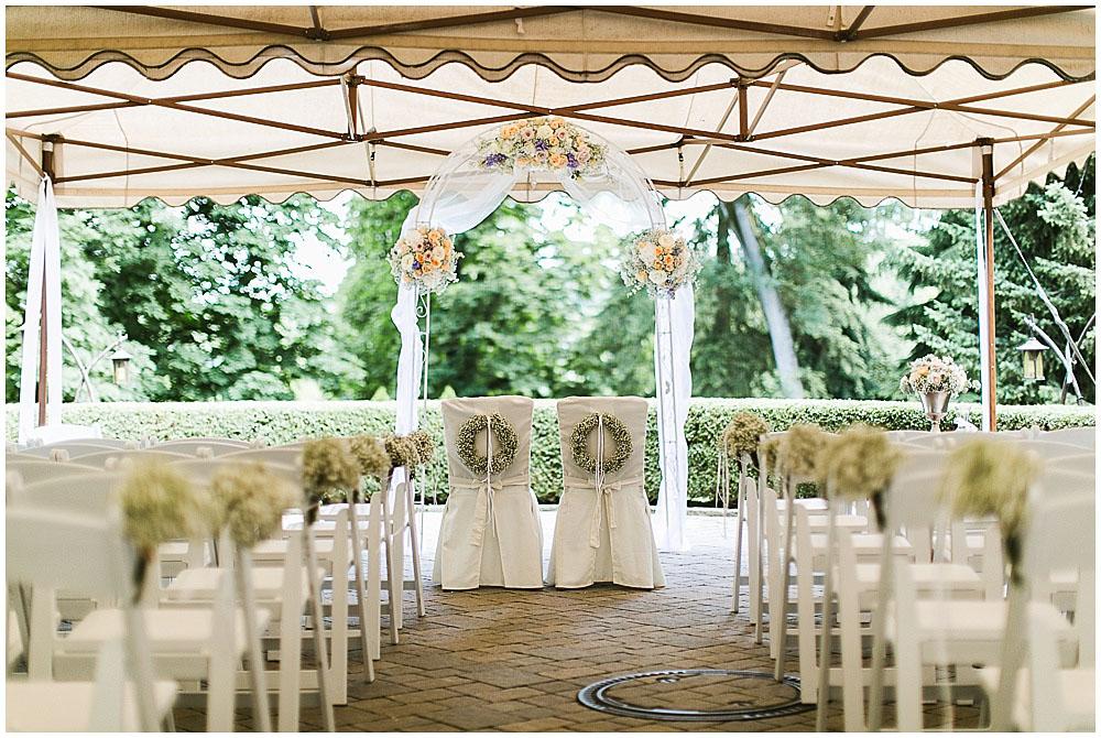 Heiraten in der Villa Hammerschmiede im Pfinztal