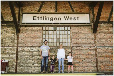 Familienfotos in Ettlingen