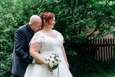 Romantische Hochzeit im Odenwald
