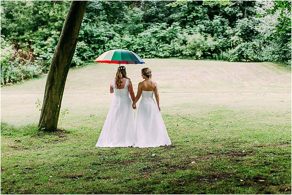 Regenbogen Hochzeit Dortmund