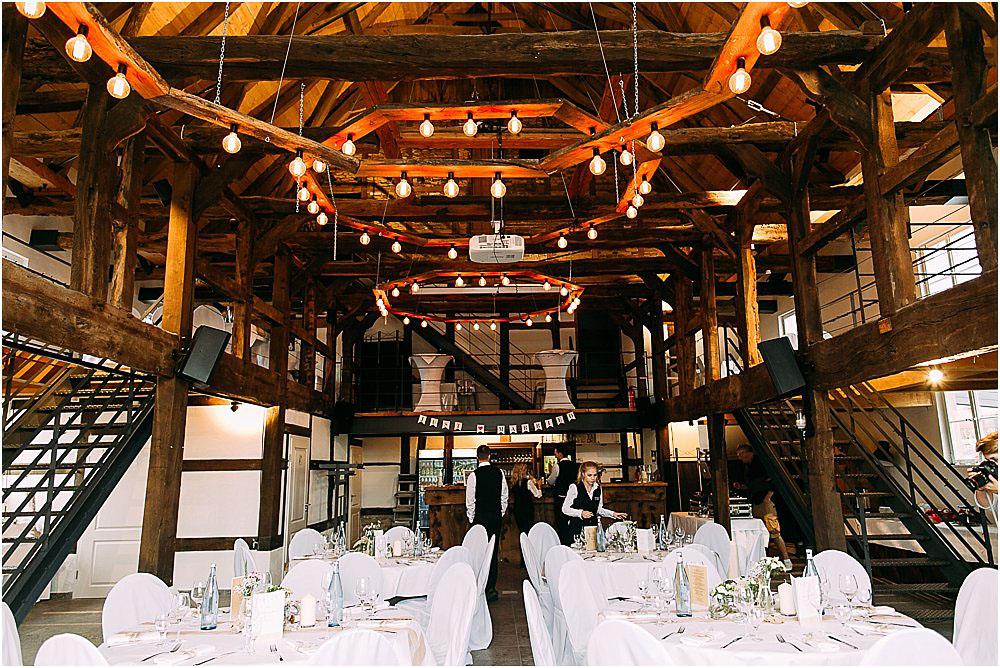 Hochzeit Location Vintage Deko