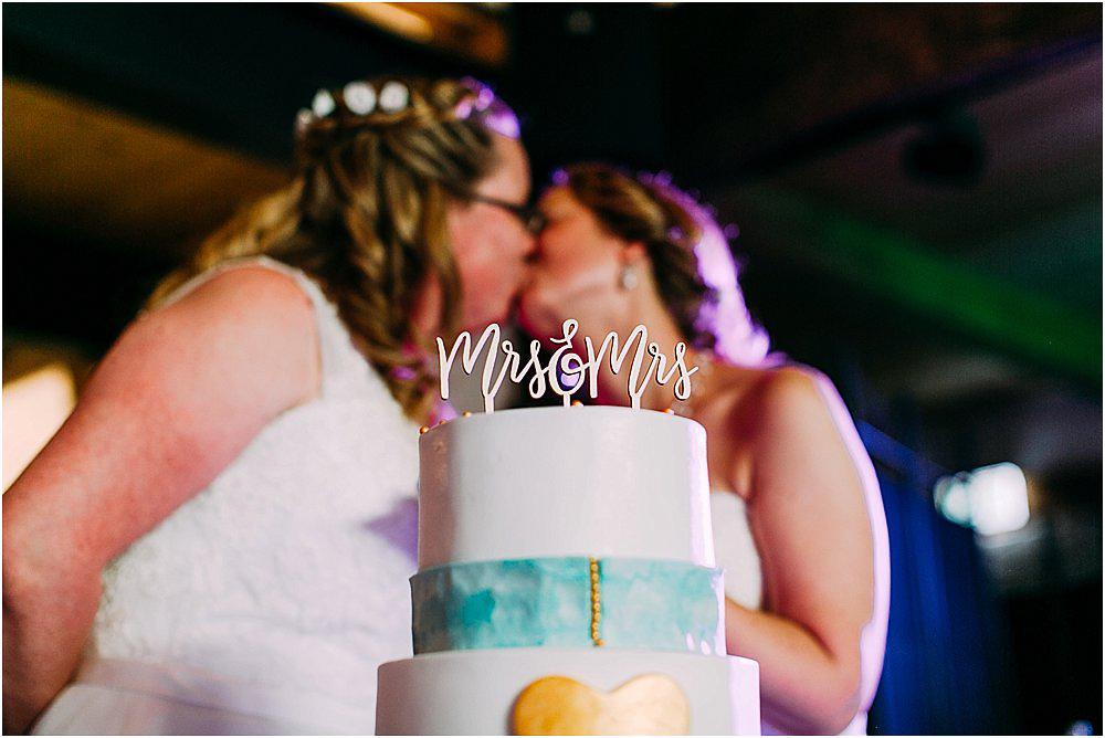 Wenn zwei Frauen heiraten Hochzeit in Unna