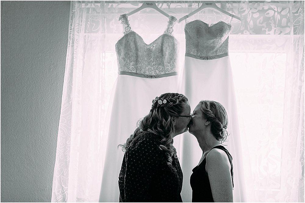Hochzeit Zwei Frauen