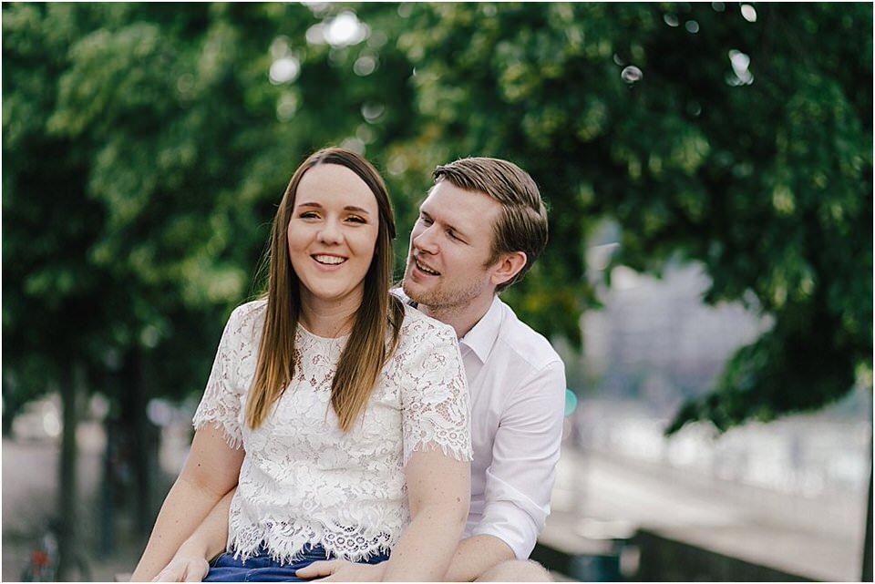 Verlobungsfotos in Heidelberg