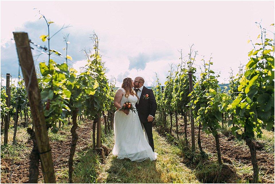 Hochzeit bei Kellers Keller in der Pfalz